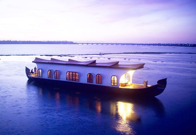 cochin houseboat 2 night packages