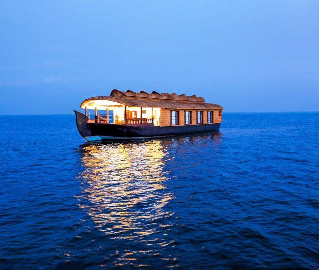 cochin houseboat 3 night packages